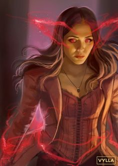 Scarlet Witch - Risa Hulett