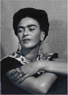 Frida por Man Ray