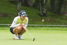 森 美穂 6位タイ(0)|2016日本女子プロゴルフ選手権大会コニカミノルタ杯 2日目|登別カントリー倶楽部(北海道)