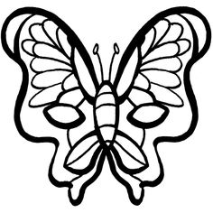 Màscara papallona Mask Drawing, Drawing Sheet, Spring Theme, Coloring Pages, Art Drawings, Carnival, Butterfly, Masky, Dragonflies