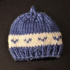 So Soft Preemie Beanies ~ Free Pattern  ~ Link correct and pattern is FREE when I checked on 26th March 2015
