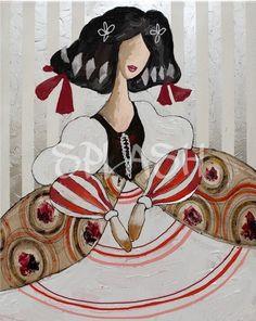 Cuadro-cuadros-menina-meninas-moderno-modernos-decorativo-decorativos-tiendas-decoracion-recetas-moda-fashion-guapos.jpeg (570×716)
