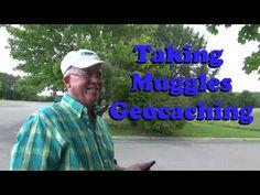 July #Geochallenge   Taking Muggles Geocaching