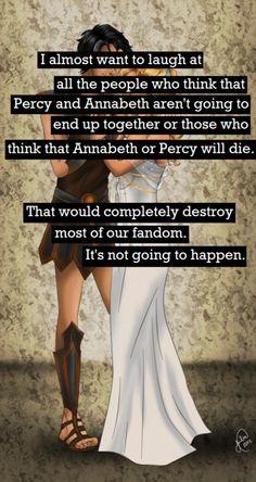 Percy and Annabeth :)