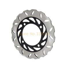 44.99$  Watch here - http://ai7ng.worlditems.win/all/product.php?id=32684333693 - New Motorcycle Rear  Rotor Brake Disc For Honda NSS 250 XLV 600 650 700 XRV 650 CB 500 V/W/SW/X/SX/Y/SY/2/S2 97-03