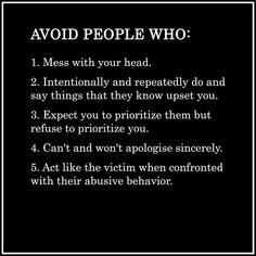 For real. I can think of one. My heart was already was already in process of heal. But #5 is the truth. Be real.