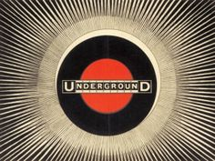 What Makes Iconic Design: Lessons from the Visual History of the London Underground Logo. by Maria Popova