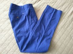 #men cloth ebay Tommy Hilfiger Men's Size W30 L30 blue chinos cotton pants Tommyhilfiger withing our EBAY store at  http://stores.ebay.com/esquirestore
