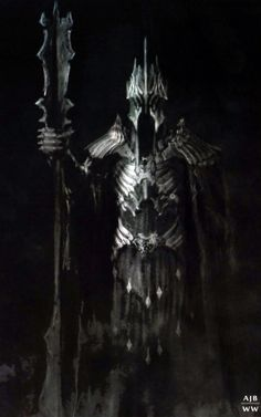 The Hobbit Battle Of The Five Armies concept art from WETA