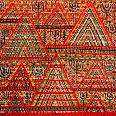 FERNANDO LUCCHESI Africanas I – 100 x 100 cm – OAST - Ass. Verso e Dat. 2010