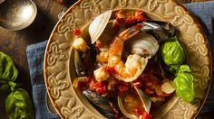 Cioppino - Italian Seafood Stew