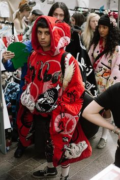 Milligan Beaumont, Central Saint Martins, BA Fashion
