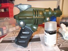 Model 3 raygun by onthesquare on DeviantArt