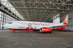 "Air Berlin ""Flying Home for Christmas"" 2012."