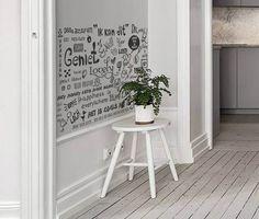 Muursticker Cartoon Krabbels House, Home Decor, Decoration Home, Room Decor, Haus, Interior Design, Home Interiors, Home, Interior Decorating