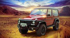 El Mercedes Clase G actualiza su interior gracias a Carbon Motors # El Mercedes Clase G es un modelo que no pasa…