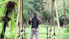 paint ball sari ater