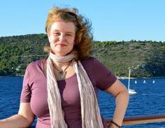 Stefanie Krüger - Ein perfekter Tag an Bord der MS Europa 2 - http://j.mp/1dgUUc2
