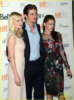 Kirsten Dunst & Garrett Hedlund: 'On The Road' Premiere at Toronto Film Festival!