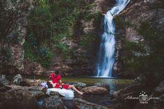 Pré Casamento - Cachoeira do Patrocinio