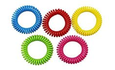 5 Pack Mosquito Repellent Bracelet 250Hrs of All Natural Mosquito Repellent Bracelet 250Hrs Protection DeetFree Waterproof Wrist for Kids and Adults -- For more information, visit image link.(This is an Amazon affiliate link and I receive a commission for the sales)
