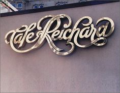 Cafe Reichard in Cologne, Germany.