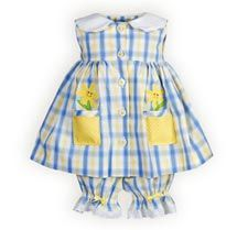 Sunny Days Dress & Bloomer - Baby Girls' Dresses, Baby Boys' Outifts