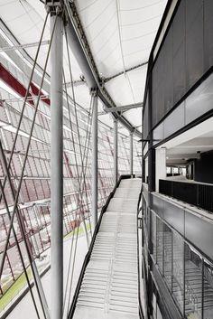 Gallery of Warsaw's National Stadium Selected for World Stadium Award 2012 / gmp Architekten - 4