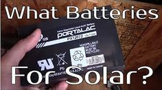 (16) How To Size Your Off Grid Battery Bank Capacity For Solar - Math Warning! - YouTube