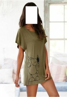 NICI Nachthemd GR 56 58 Khaki | eBay Shirt Dress, T Shirt, Casual, Clothing, Ebay, Accessories, Dresses, Fashion, Night Gown