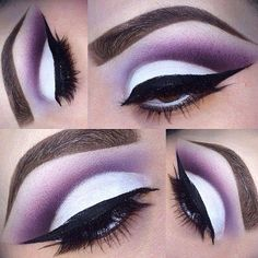 #Eyelinner apply secrets, see on: http://mymakeupideas.com/how-to-apply-eyeliner-tips-and-ideas/