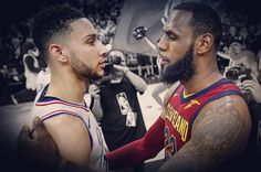 The past present & future.   In an epic showdown between eastern conference foes two of league's best players squared off against each other at the Wells Fargo Center.   LeBron James and Cavaliers were in town to take on Ben Simmons and the Sixers who were without Joel Embiid dueto a concussion.   The Cavs came into this one red hot winning 10 of their last 11. Unfortunately for the them they ran into a team that was playing even better. Philly came away with the win and extended their…