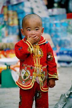 Little Tibetan Boy
