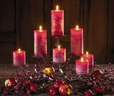 Diwali Candles Images, Photos, Making, Wholesale & Online Buy Romantic Candles, Beautiful Candles, Best Candles, Ideas Candles, Candle Lanterns, Votive Candles, Scented Candles, Candle Art, Christmas Candle Decorations