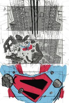 Liga da Justiça - Artes de filme cancelado mostram Superman batendo na Mulher Maravilha! - Legião dos Heróis