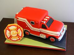 Fire Rescue Truck by C_Lucia72, via Flickr