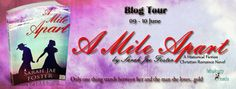 Musings of a Writer: A Mile Apart from Sarah Jae Foster Christian Romance Novels, Miles Apart, The Fosters, Good Books, Bookends, Love Her, Writer, Tours, Reading
