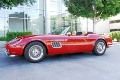 Ferrari 250 GT California -  Ferris Bueller's Day Off