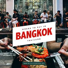 This food guide will show you where to go to find some of the best restaurants and street food stalls in Bangkok, Thailand. Korea Street Food, Thai Street Food, Indian Street Food, Best Street Food, Asia Travel, Fun Travel, Travel Ideas, Great Vacations, Vacation Ideas