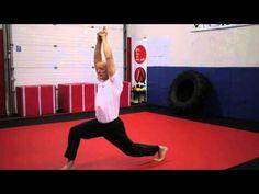 Hip Flexor Pain: Unlock Your Hip Flexors: Solo hip flexor stretch Hip Flexor Pain, Hip Flexor Exercises, Tight Hip Flexors, Stretches, Psoas Release, Psoas Muscle, Muscle Anatomy, Tight Hips, Health
