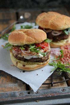 Tuscano Burger - www.countrycleaver.com