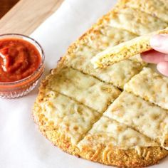 Pizza de Quinoa