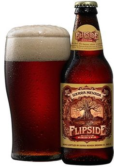Sierra Nevada Brewing Co.: Flipside™ Red IPA (6.2% ABV) This needs to be a year round brew. This RED IPA is absolutely fantastic. Might be my favorite new beer of the year. If you can still find it, TRY IT! Prost!
