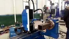 Jeesun cnc profile cutting machine Best Plasma Cutter, Cnc Plasma Table, Plasma Cutting, Steel Structure, Metal Art, Woodworking, Profile, Youtube, Steel Frame