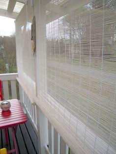 lumiukon terassilla, bambukaihtimet