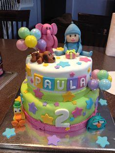 Birthday Photos, Birthday Party Themes, Girl Birthday, Eli Pocoyo, Daniel Tiger Birthday Cake, Cake Designs, Quotes, Kids, Toddler Boy Birthday