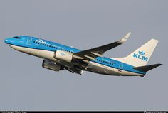 PH-BGD KLM Royal Dutch Airlines Boeing 737-7K2(WL)