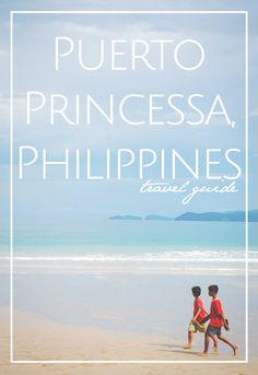 Philippines Puerto Princesa Travel Guide