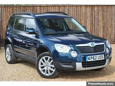 Looking for used Skoda Yeti cars? Find your ideal second hand used Skoda Yeti cars from top dealers and private sellers in your area with PistonHeads Classifieds. Citroen Traction, Station Wagon, Used Cars, Cars For Sale, German, Vehicles, Travel, Inspiration, Cars
