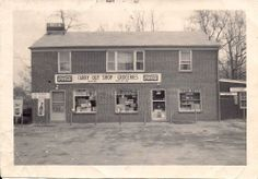 Schneider's Carry Out Mar.1962. It was built in the early 60s on old 450 by the bridge in Bowie. In 1963 it was leased to the Malloy family who ran the business as the J-Mart until 2004 when the property was sold to a developer. The building has been renovated and looks very different today.